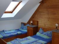 Dach Holzwohnung