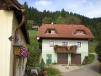 Haus Anderle und die Mühle
