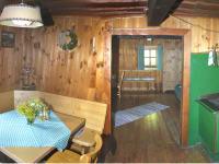 Wohnküche Plinzer Hütte