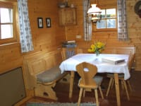 Wohnküche Troadkastn