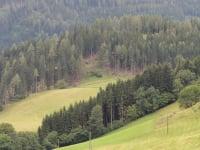 Ausblick von der Hütte