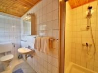 Badezimmer Blumenwiese