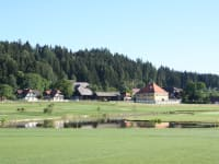 Mentehof mit Golfplatz