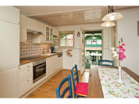Seekogl Küche mit Balkon