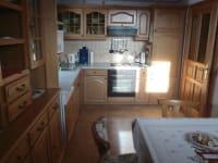 Luststockstube-Küche mit Backherd, Geschirrspüler, Wasserkocher, Kaffeemaschine...,