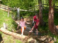 Wasser, der beste Kinderspielplatz