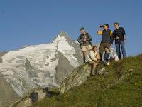 Wandern im Nationalpark mit Rangern