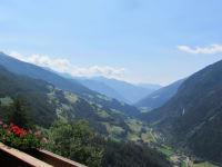 Aussicht über das Tal