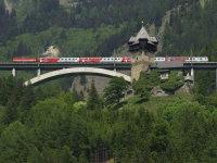 Bahnanreise