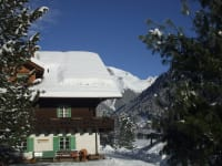Der Thalerhof im Winter