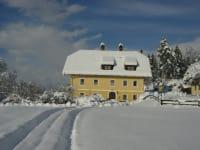 klieberhof im Winter