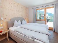 Schlafzimmer Panoramasuite