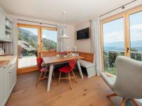 Wohnküche Panoramasuite