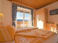 Doppelzimmer im App. Alpenrose