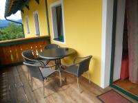 Balkon Familienzimmer