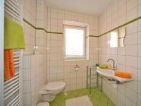 Badezimmer Doppelzimmer ohne Balkon