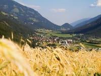 Blick nach Obervellach