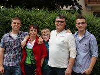 Familie Rosenkranz