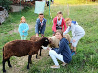 Unsere Schaffamilie
