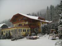 Pension Holle Winterwunderland