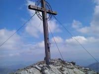 Gipfelkreuz Reitereck