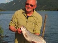 Fischen Weissensee