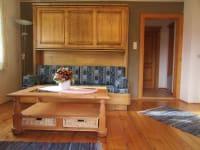 Ferienwohnung Morgensonne Wohnzimmer