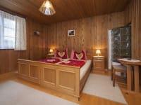 Schlafzimmer/Gasserhütte/Erdgeschoß