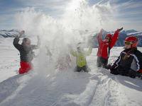 Schneeurlaub