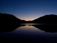Evening atmosphere