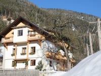 Pfeiferhof im Winter