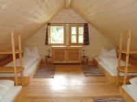 Dachboden Historisches Almhaus