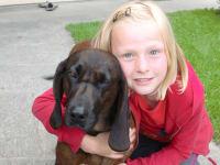 Unser Hofhund Biela