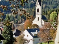 Arriach - größte Kirche Kärntens