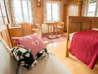 Schlafzimmer Ferienewohnung Mitterboden