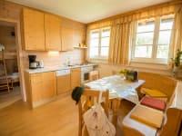 Kitchen Apartment Obere Stube