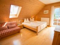 Schlafzimmer Ferienwohnung Obere Stube