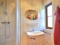 Burgblick Dusche / WC