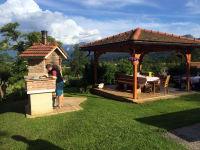 Grillplatz mit Pavillon