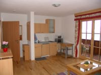 Küche / Wohnzimmer