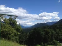 Blick von Fewo In die Landschaft