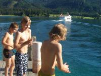 Spaß am Weissensee