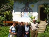 Stumpfbauer besucht Onkel Hansl und Edith