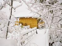 Jagdhaus Winter