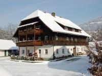 Haus-Winter