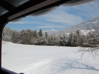 Terrassenblick Winter