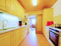 Küche im Gästehaus