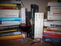 ...gemütlich ein Buch lesen...