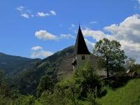 Bergkirche in Ebriach/Bad Eisenkappel