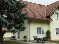 Terrasse Ferienhaus Dani